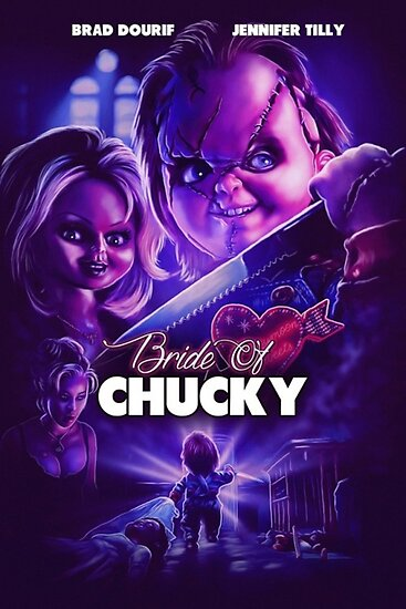 Chucky's bride by Venomous Butterfly