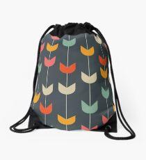 Tulips Drawstring Bag