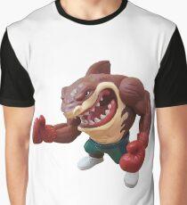 Street Sharks - Big Slammu Graphic T-Shirt