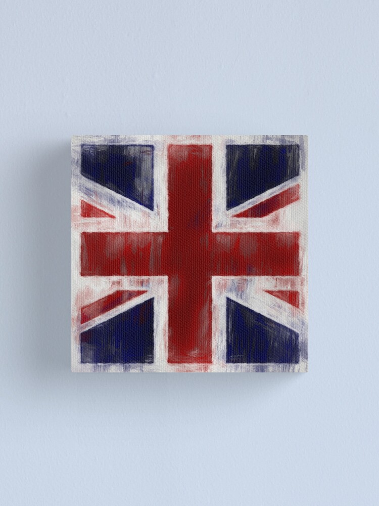 Alternate view of Union Jack No. 2, Series 2 Canvas Print