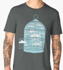 Free as a Bird Men's Premium T-Shirt