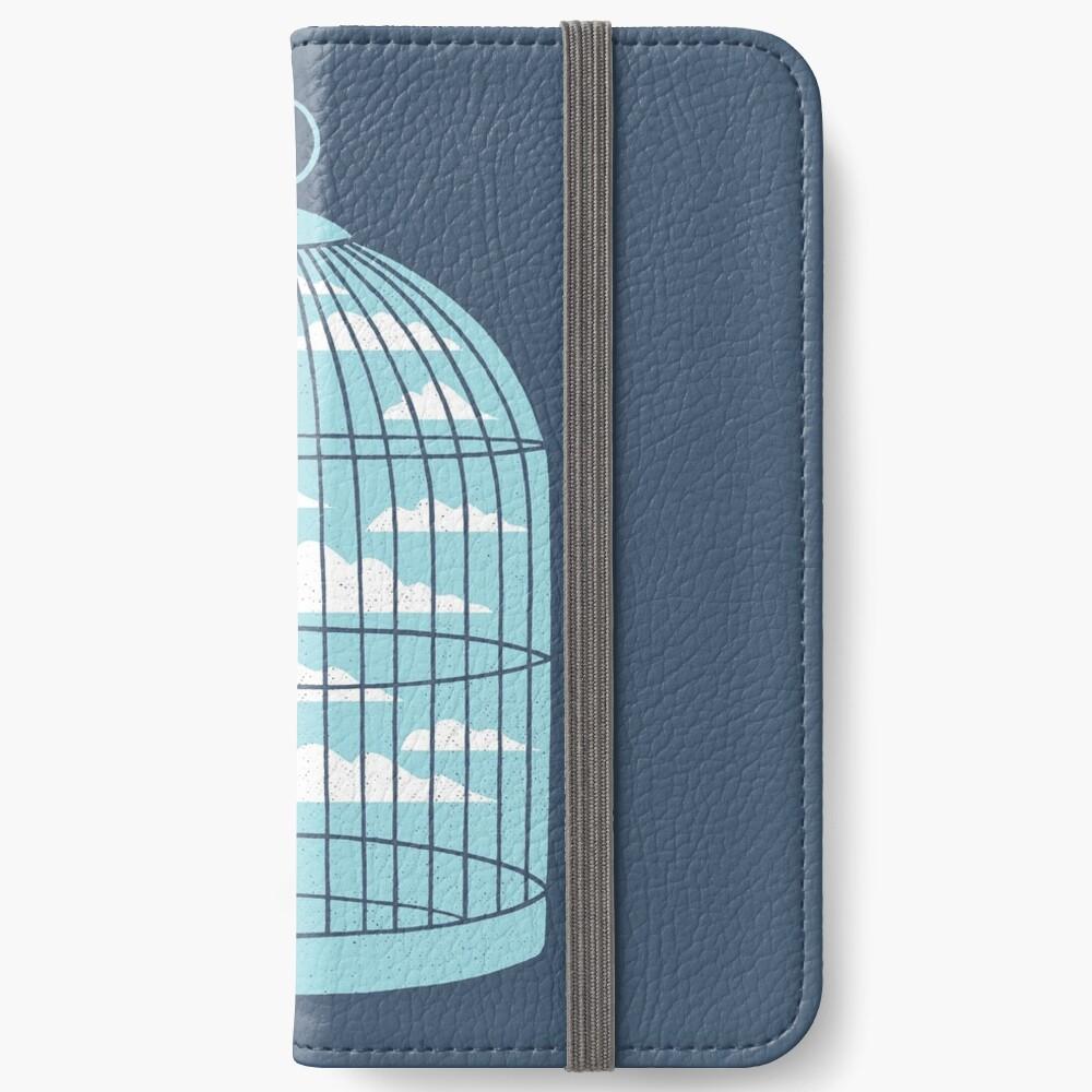 Free as a Bird iPhone Wallet