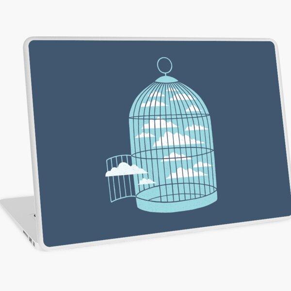 Free as a Bird Laptop Skin