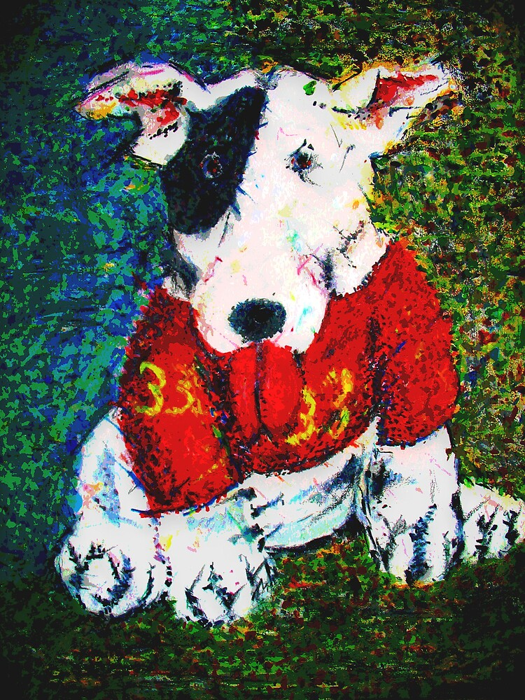 Dog by Tristan Nolan