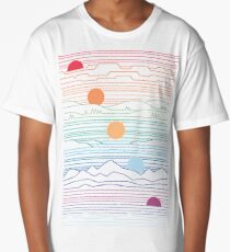 Many Lands Under One Sun Long T-Shirt