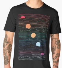 Many Lands Under One Sun Men's Premium T-Shirt