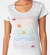 Many Lands Under One Sun Women's Premium T-Shirt