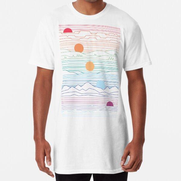 Many Lands Under One Sun Long T-Shirt