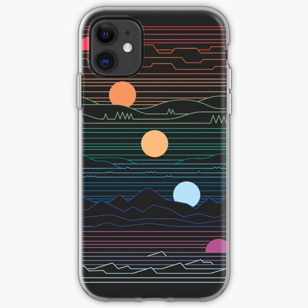 Many Lands Under One Sun iPhone Soft Case