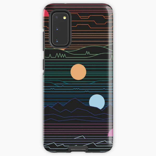 Many Lands Under One Sun Samsung Galaxy Tough Case
