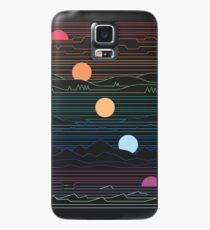 Viele Länder unter einer Sonne Hülle & Klebefolie für Samsung Galaxy