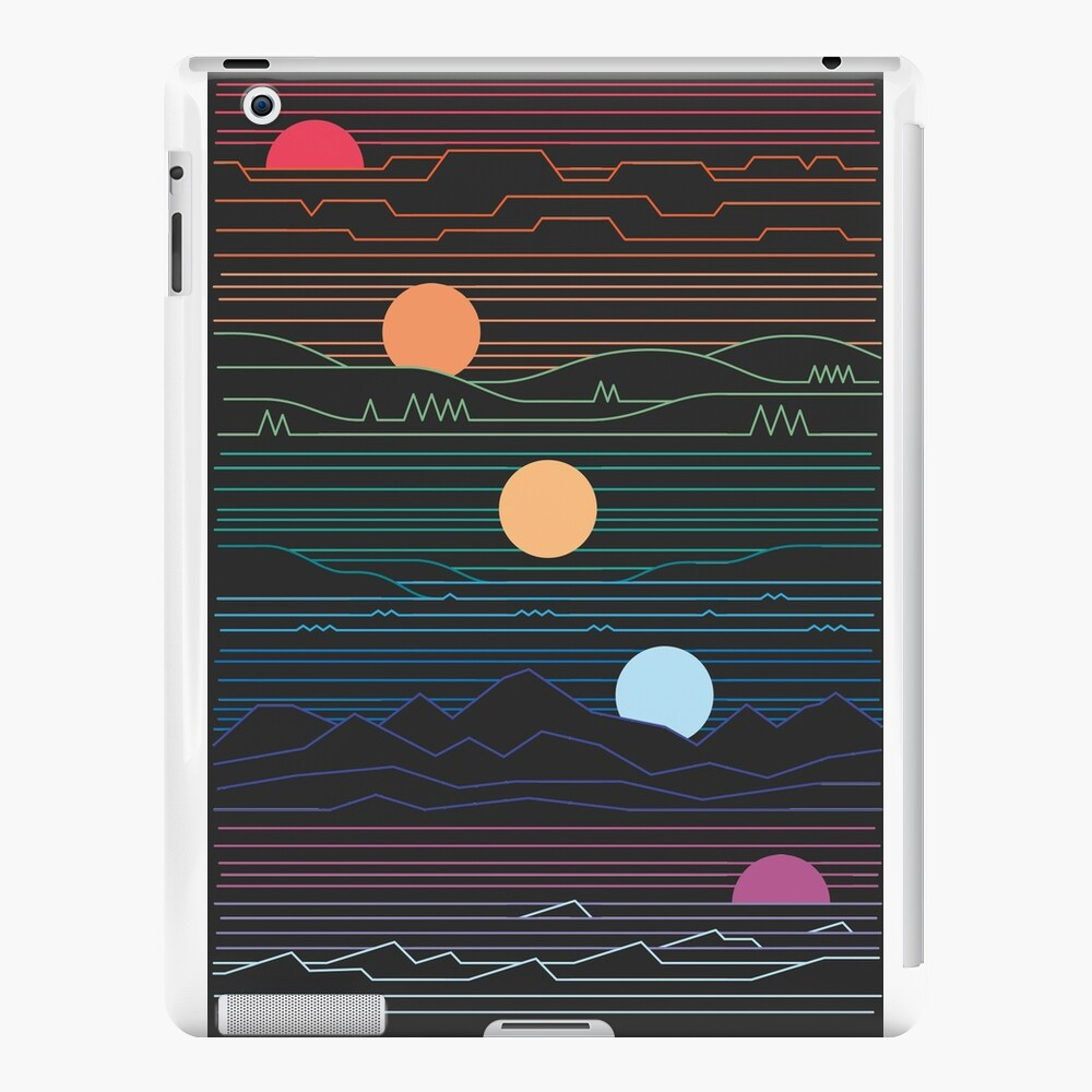 Many Lands Under One Sun iPad Cases & Skins