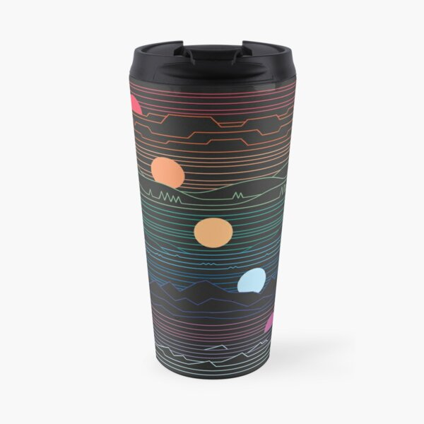Many Lands Under One Sun Travel Mug