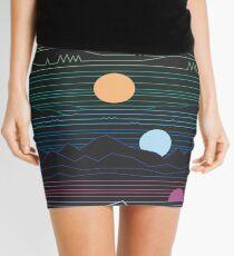Many Lands Under One Sun Mini Skirt