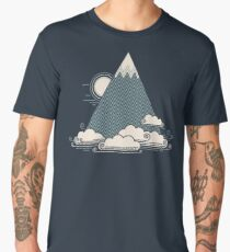 Cloud Mountain Men's Premium T-Shirt