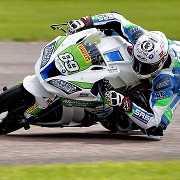 Fraser Rogers Morello Racing Kawasaki ZX-10R by AndyHkr