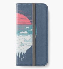 The Great Thaw iPhone Wallet/Case/Skin