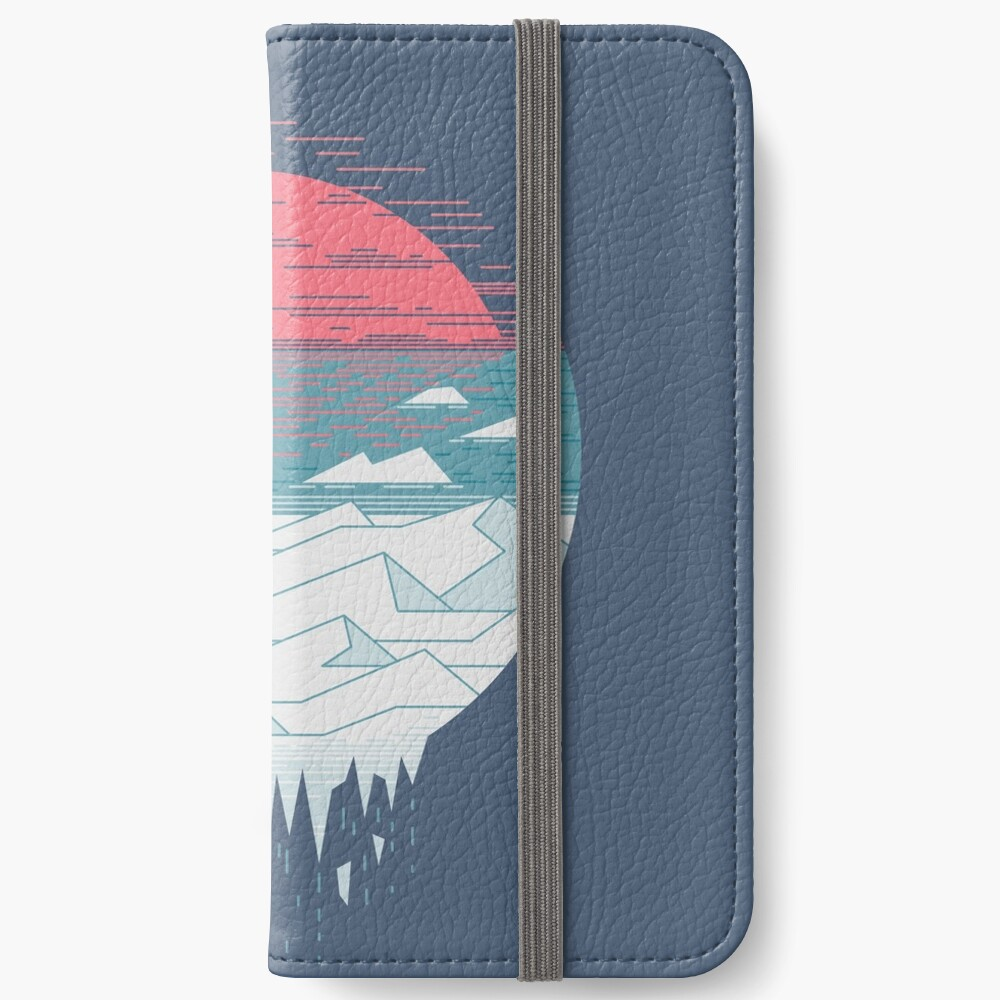 The Great Thaw iPhone Wallet