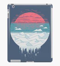 The Great Thaw iPad Case/Skin