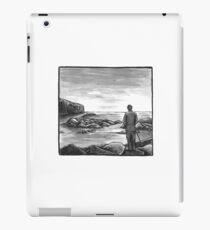 Sherlock Holmes #5 Inktober 2017 Canon Illustration (The Lion's Mane) iPad Case/Skin