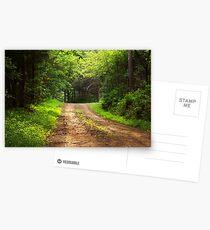 Country Lane Postcards