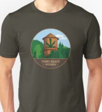 Point Place Water Tower Unisex T-Shirt