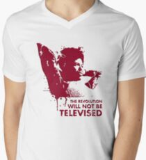 The Revolution Will Not Be Televised - GIL T-Shirt