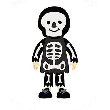 My little boy skull by netthiagolages