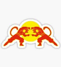 Fusion Goku Vegeta dbz Sticker