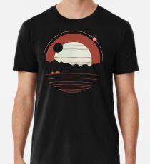 Einsamkeit Premium T-Shirt