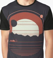 Solitude Graphic T-Shirt