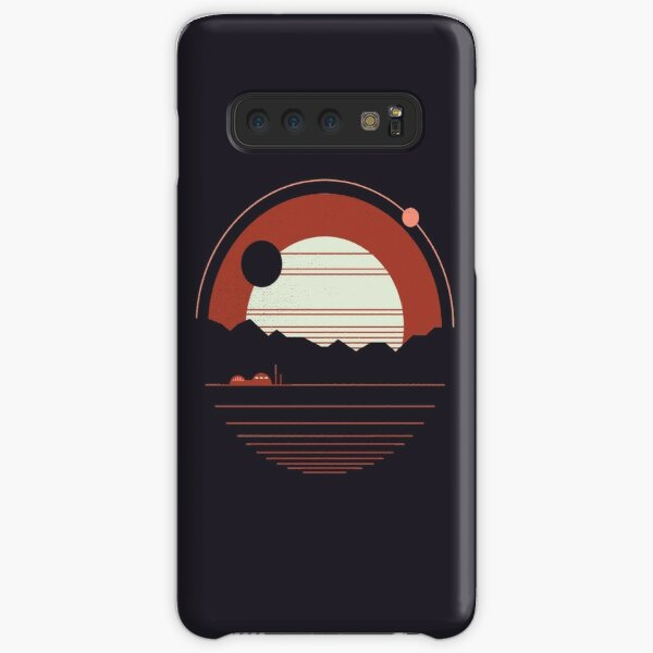 Solitude Samsung Galaxy Snap Case