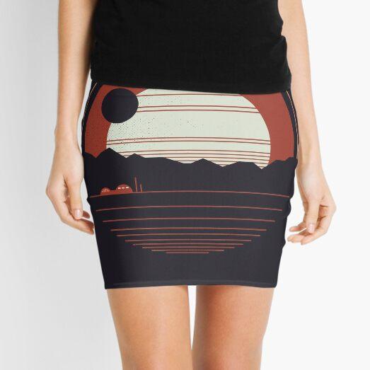 Solitude Mini Skirt