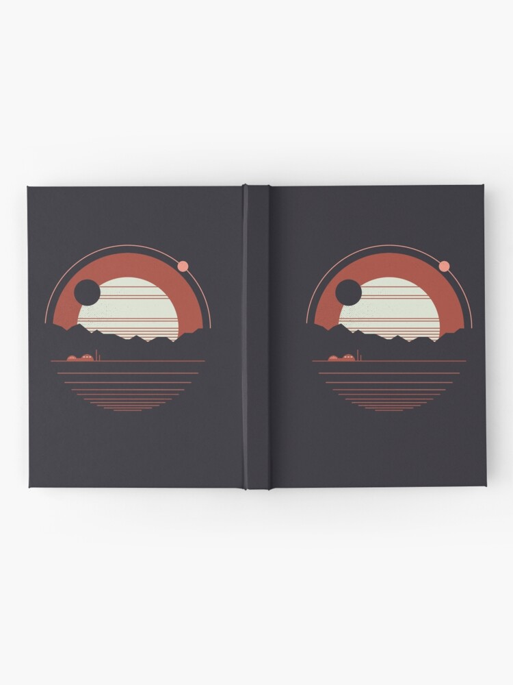 Alternate view of Solitude Hardcover Journal