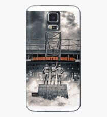Manchester United - Best, Law, Charlton Case/Skin for Samsung Galaxy
