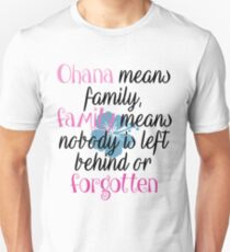 Stich2 quotes T-Shirt