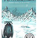 Antarctica - where seeing is believing by aglastudio