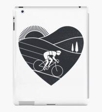 Love Cycling  iPad Case/Skin