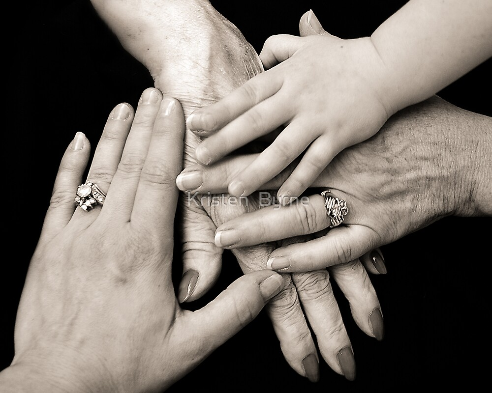 Four Generations... by Kristen  Byrne