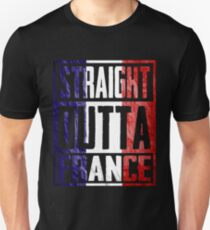 Straight Outta France T-Shirt