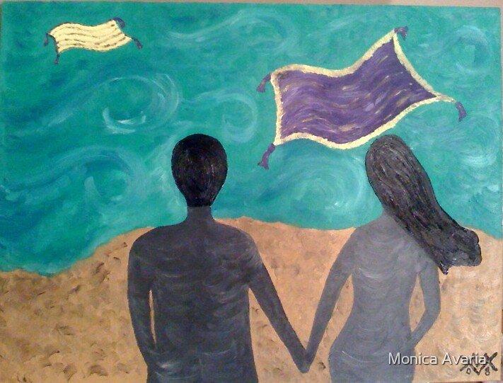 Magic  by Monica Avaria