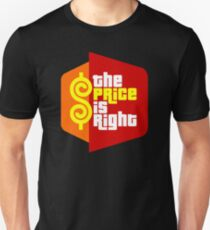 The Price Is Right (Reality Show) Unisex T-Shirt