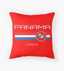 Football - Panama (Home Red) Throw Pillow