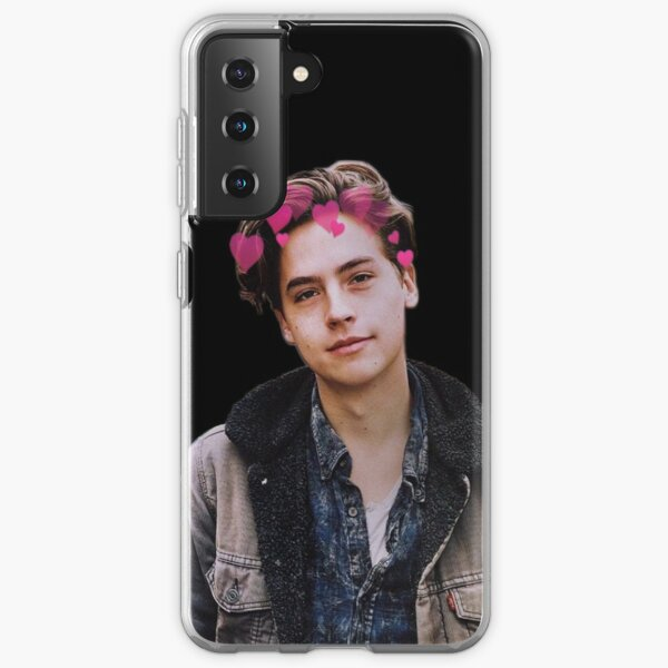 Cole sprouse  Samsung Galaxy Soft Case
