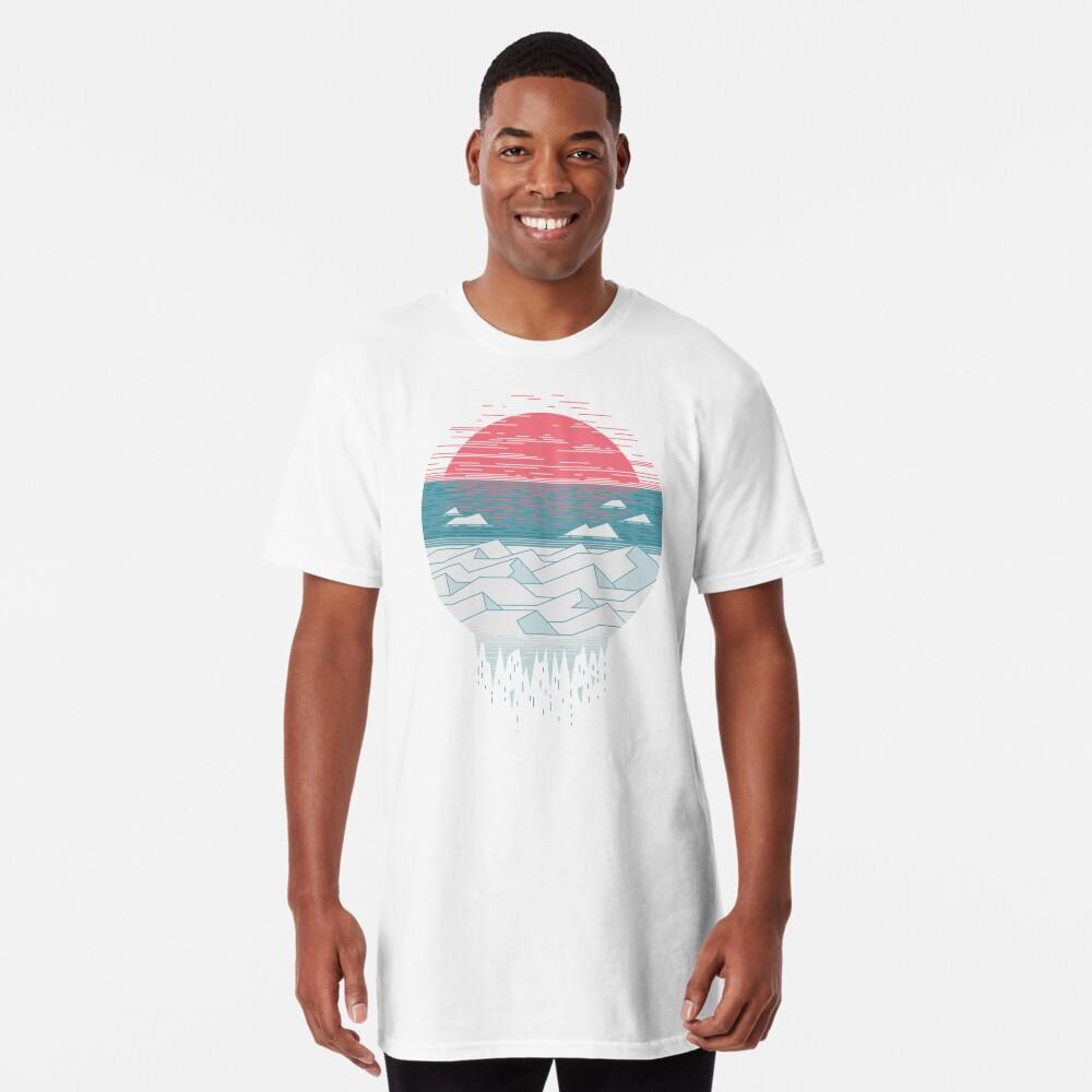 El gran deshielo Camiseta larga