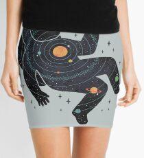 Inner Space Mini Skirt