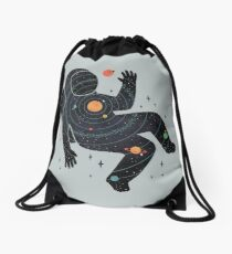 Inner Space Drawstring Bag