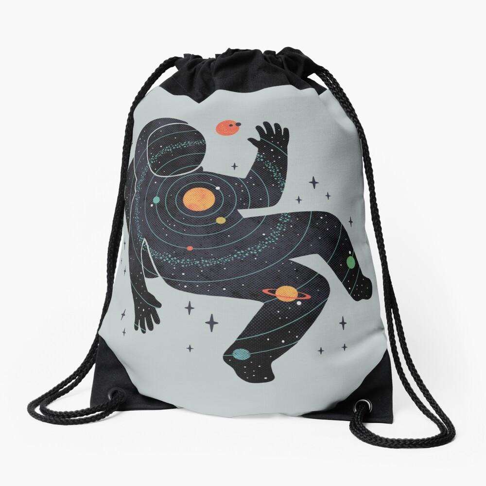 Inner Space Drawstring Bag