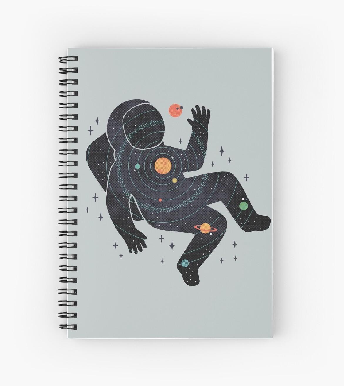 «Espacio interior» de thepapercrane