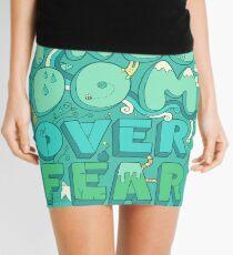 Freedom Over Fear Mini Skirt